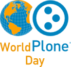 World Plone Day logo75